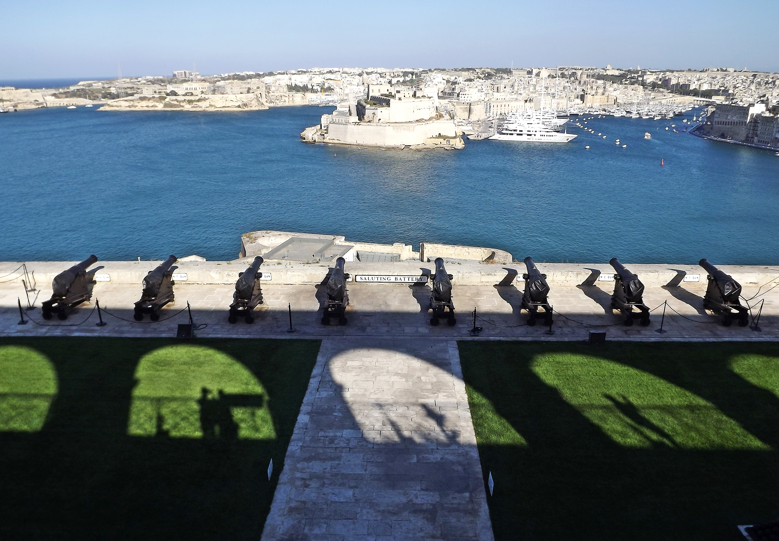 grand harbour valetta
