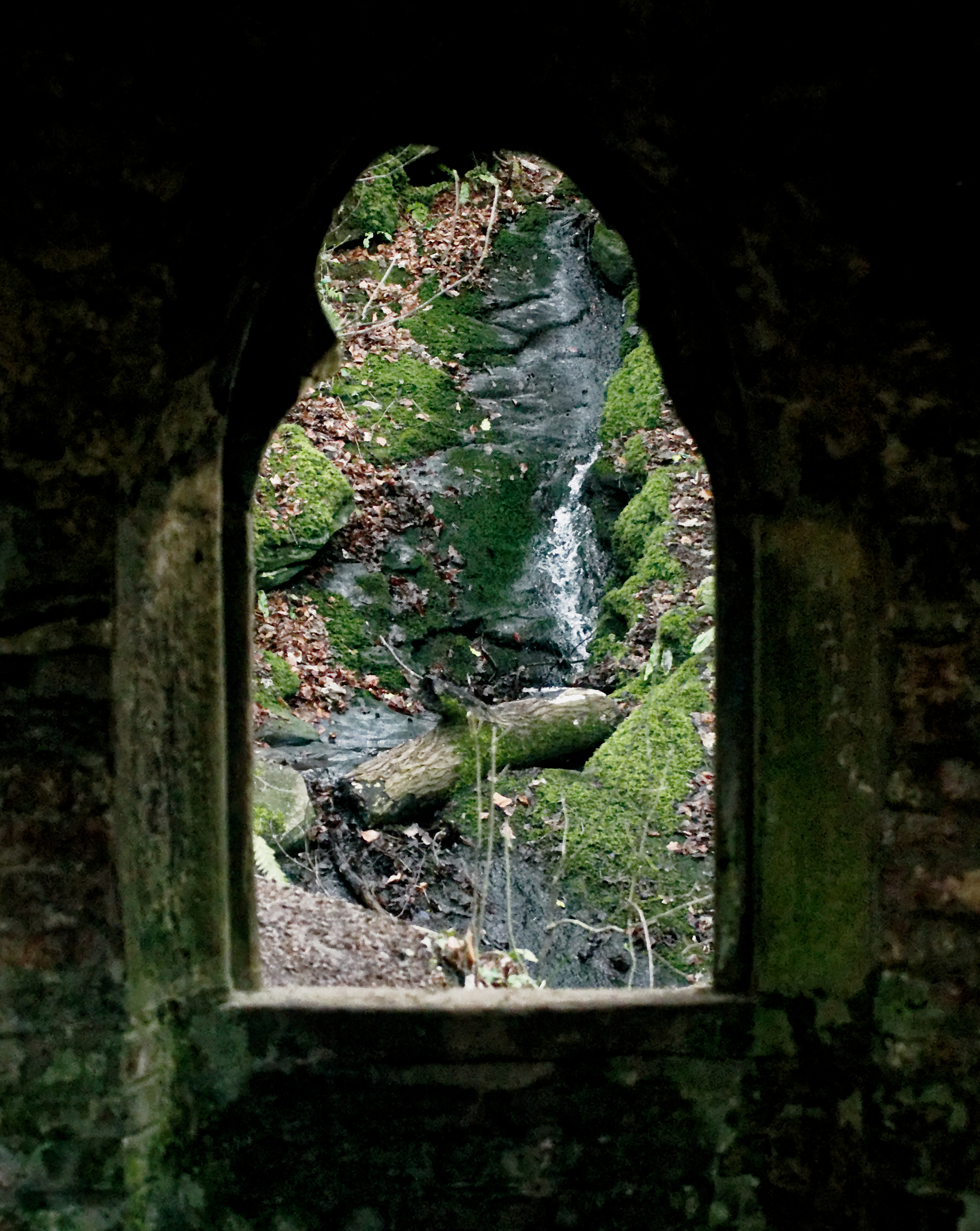 Water of Leith grotto